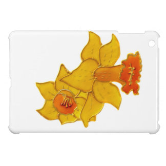 Daffodil Cover For The iPad Mini
