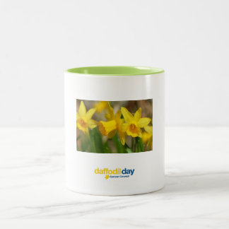 Daffodil Day Coffee Cup Mug