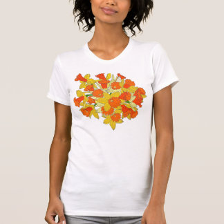 Daffodil Flower Bouquet T-Shirt