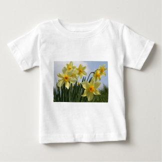 Daffodil Flowers Baby T-Shirt