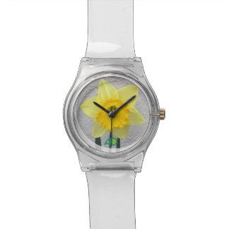 Daffodil Wrist Watches