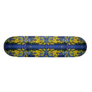 Daffodil Spring Fantasy 21.6 Cm Skateboard Deck
