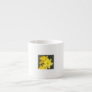 Daffodil Time! Espresso Cup