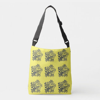 Daffodil with Love Crossbody Bag