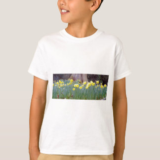 daffodil wood.jpg T-Shirt