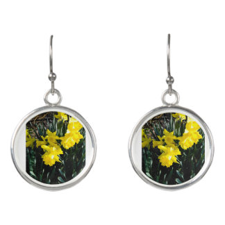 Daffodill Earrings