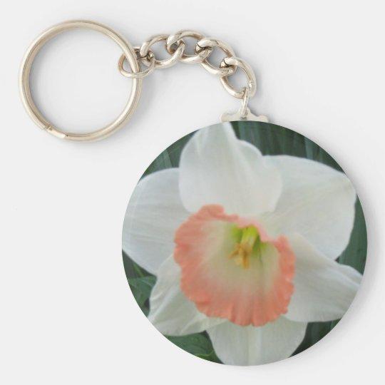 daffodils2 key ring