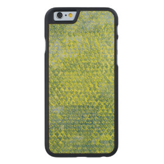 Daffodils 2012 carved® maple iPhone 6 case