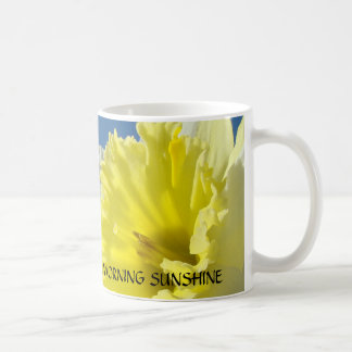 DAFFODILS Daffodil Flowers COFFEE MUG TRAVEL MUGS
