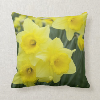 Daffodils RF) Cushion