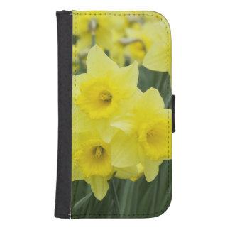 Daffodils RF) Samsung S4 Wallet Case