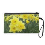 Daffodils RF) Wristlet Clutch