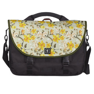 Daffodils spring Commuter Laptop bag