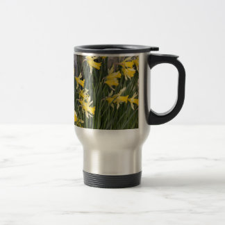 Daffodils Travel Mug