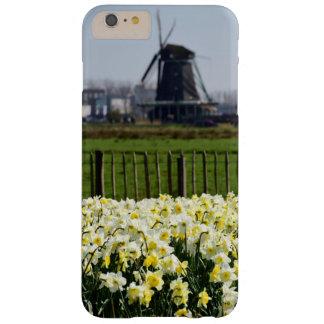 Daffodils & Windmill iPhone 6/6s Plus Case