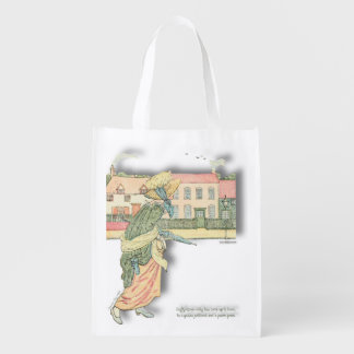 Daffy Down Dilly Kate Greenaway Image Bag