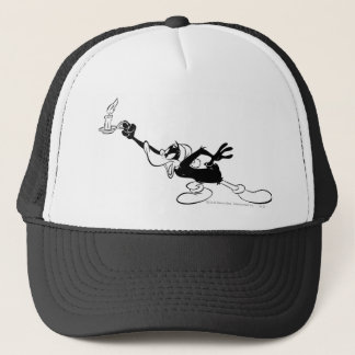 DAFFY DUCK™ Holiday Candle Trucker Hat