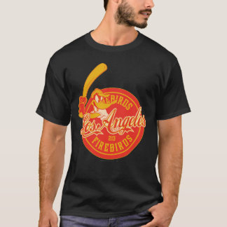 DAFFY DUCK™ Los Angeles Firebirds Logo T-Shirt
