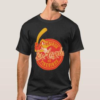 DAFFY DUCK™ Los Angeles Firebirds Logo T-Shirt