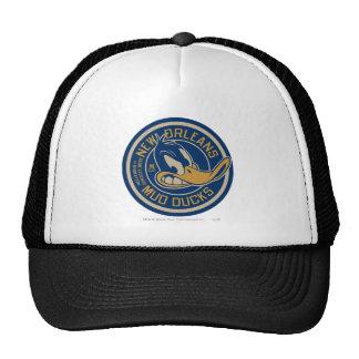 DAFFY DUCK™ Mud Ducks Round Logo Cap