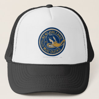 DAFFY DUCK™ Mud Ducks Round Logo Trucker Hat