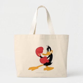 DAFFY DUCK™ the Boxer Large Tote Bag