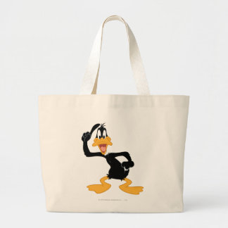 DAFFY DUCK™ With a Great Idea Large Tote Bag