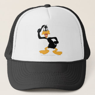DAFFY DUCK™ With a Great Idea Trucker Hat