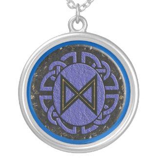 """""""dagaz"""" elder futhark jewelry"""