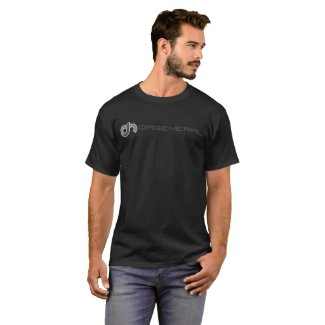 DaGeneral T-Shirt Black