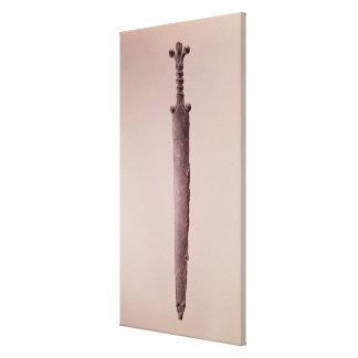 Dagger Canvas Print