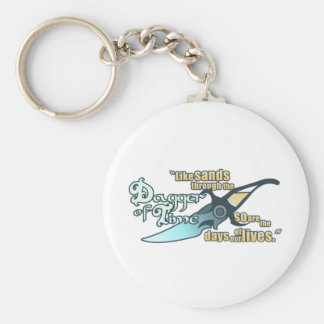 Dagger of Time Keychain