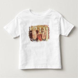 Dagobert I , King of Franks receiving the Kingdom Toddler T-Shirt