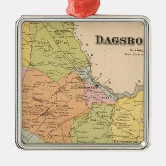 Dagsborough Christmas Ornament