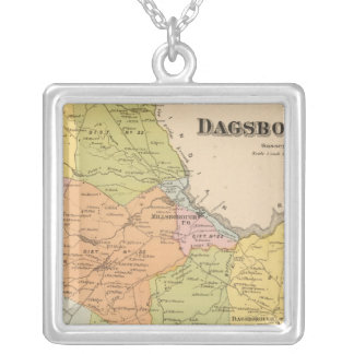 Dagsborough Silver Plated Necklace