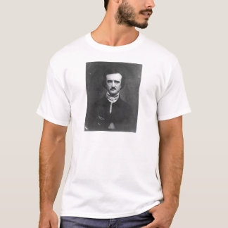 Daguerreotype of Edgar Allan Poe by C.T. Tatman T-Shirt