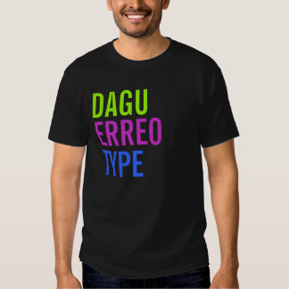Daguerreotype T Shirts