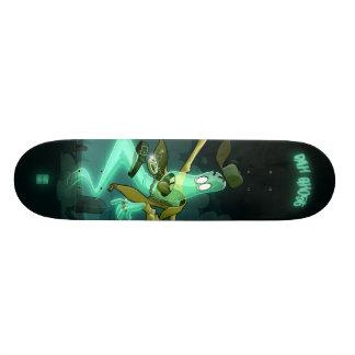 Dah Ghost Skateboards
