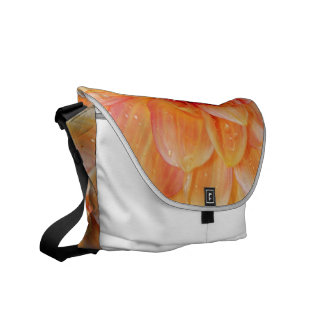 Dahlia Dew Messenger Bag