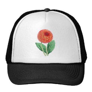 Dahlia, Flambeau Hat