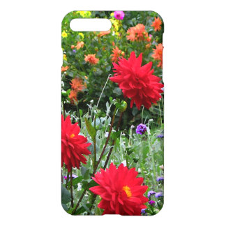 Dahlia Flower Garden Floral iPhone 7 Plus Case
