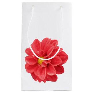 Dahlia Flower Gift Bag