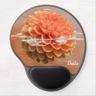 Dahlia Gel Mouse Mat