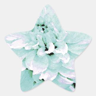 Dahlia - Honeymoon Star Sticker