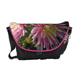 Dahlia Messenger Bags