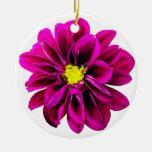 Dahlia Ornament