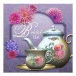Dahlia Pink Purple Bridal Tea Shower
