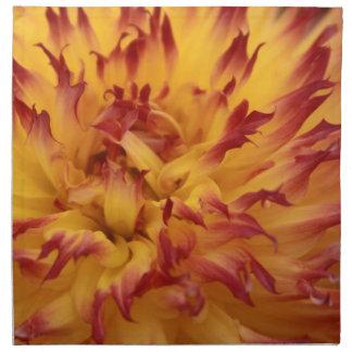 Dahlia Printed Napkin