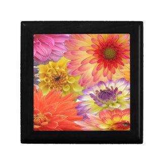 Dahlia Small Square Gift Box