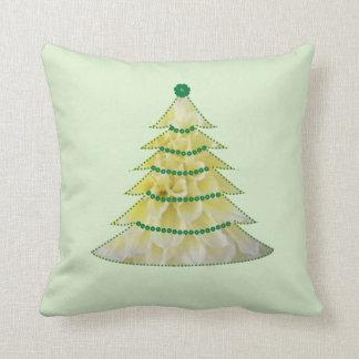 Dahlia Tree Cushion